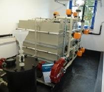 Abwasserinaktivierungsanlage für Pharma