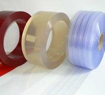 PVC-Streifen-Streifenvorhaenge